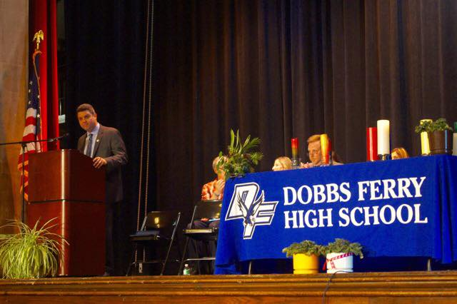 National Honor Society Induction (Opening Remarks)   ON